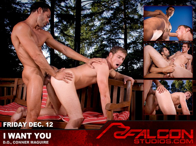 Falcon Studios D.O. Conner Maguire I Want You download full movie gallery or stream gay porn movies