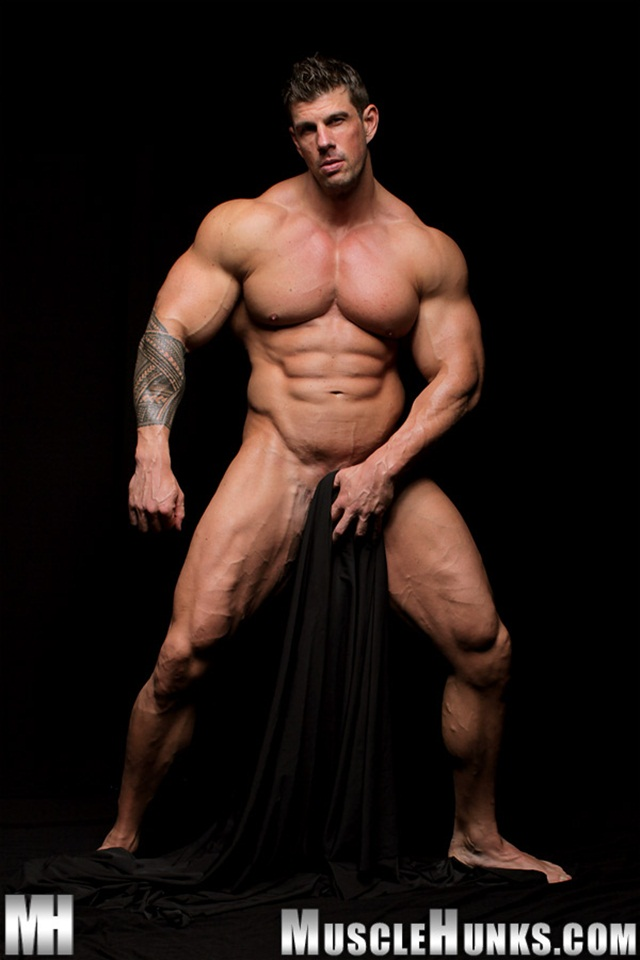 Bodybuilder zeb atlas