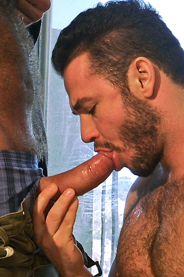 Jessy Ares with Allen Silver at Titan Men 1 Ripped Muscle Bodybuilder Strips Naked and Strokes His Big Hard Cock photo image1 Jessy Ares with Allen Silver at Titan Men