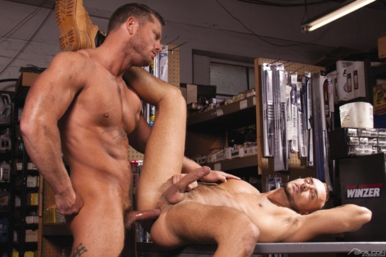 Rafael Lords begins with Jake Andrews intimately submissive