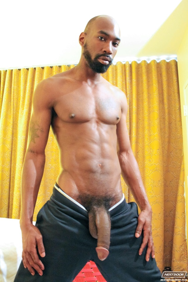 Hung black boys