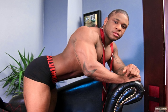 muscled guys