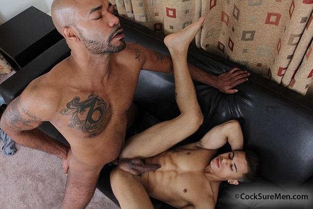 cocksuremen Justin Coxx and Armond Rizzo