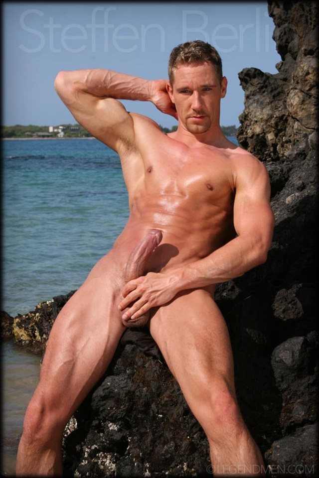 muscle men 2 legend men  Steffen Berlin