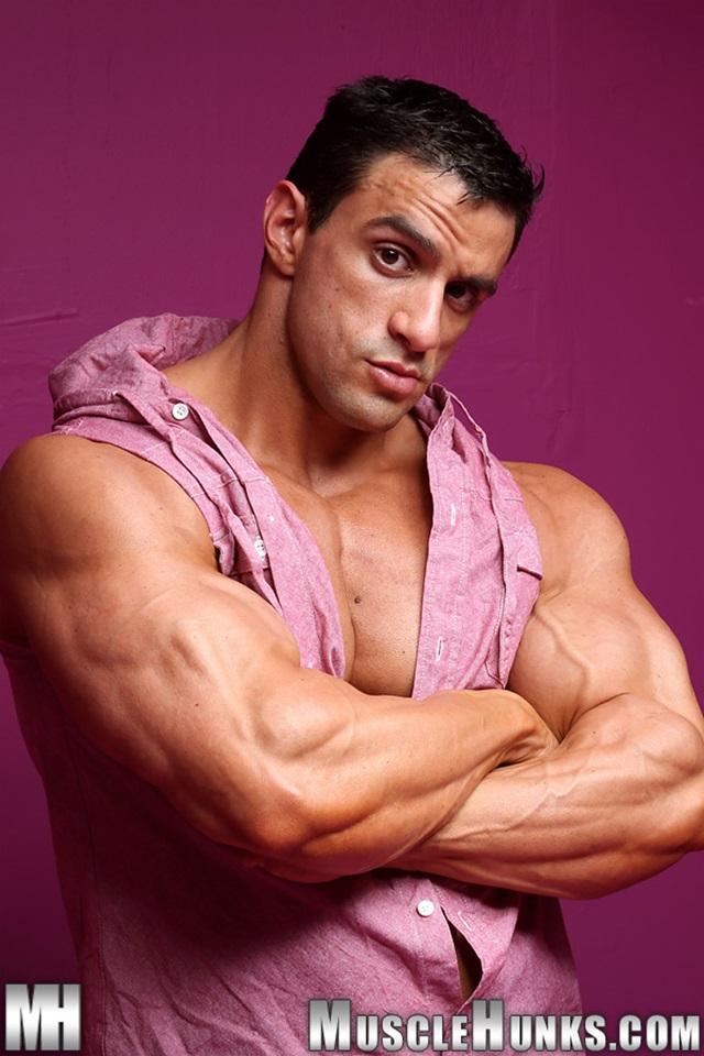 muscle men 2 muscle hunks  Macho Nacho