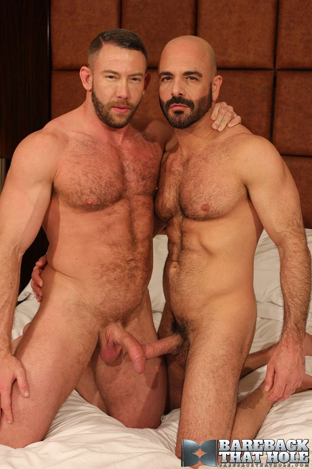 Drake Jaden and Mike Chambers