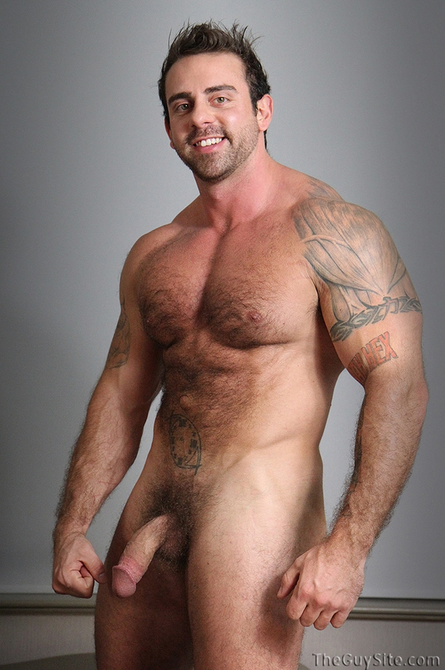 Bear gay hunk