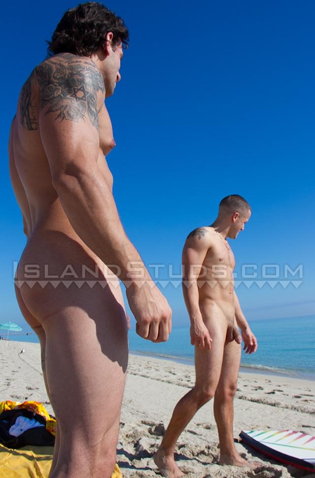 Dolan Wolf and Danny Montero