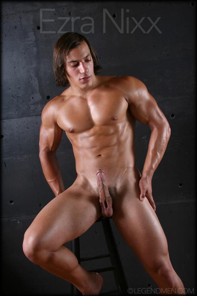 muscle men 2 legend men  Ezra Nixx