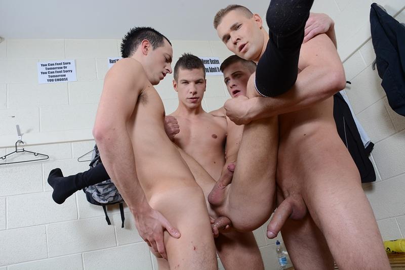 staxus  Skylar Blu, Luke Desmond and Jordan Fox