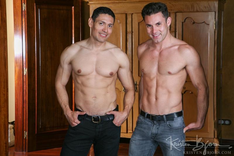 kristen bjorn  James Castle and John Rodriguez