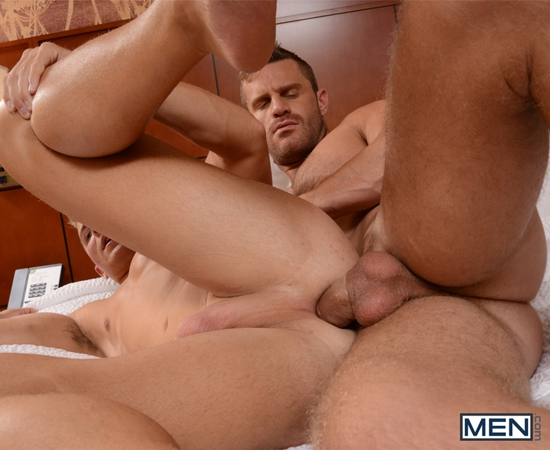 men Landon Conrad and Logan Vaughn