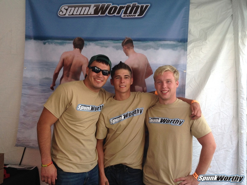 spunkworthy  Nevin, Hugh and Alec