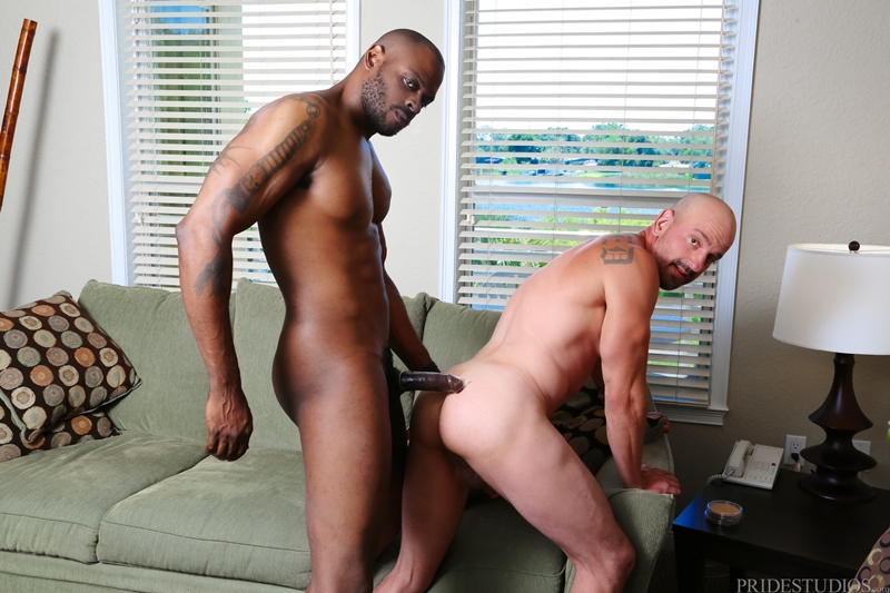 high performance men  Diesel Washington and Jay Armstrong