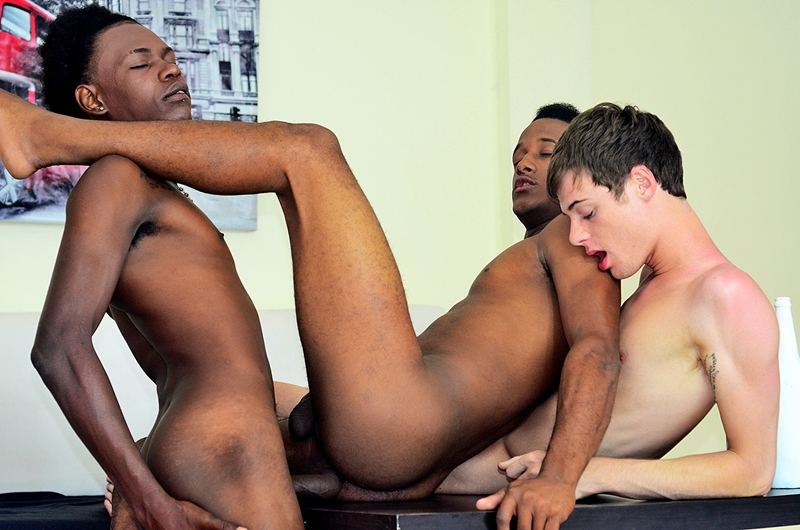 staxus Alex Mendez, Billy Ricardo and Lucas Owens
