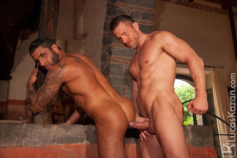 lucas kazan  Raul Korso and Tomas Brand