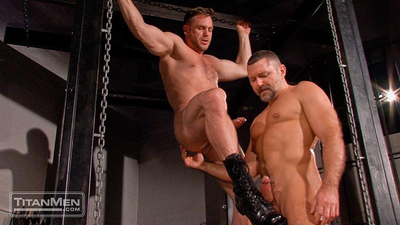 titan men  Hans Berlin and Mack Manus