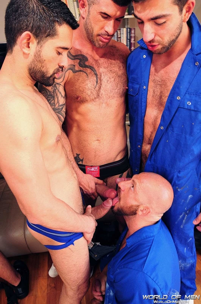 world of men  Adam Killian, Aitor Crash, Billy Baval, Damian Boss, Dominic Pacifico, Spencer Reed and  Valentin Alsina