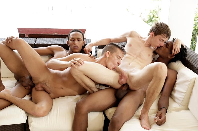 staxus David Hanson, Felipe Esquivel, Kurt Maddox and Lloyd Goldwyn