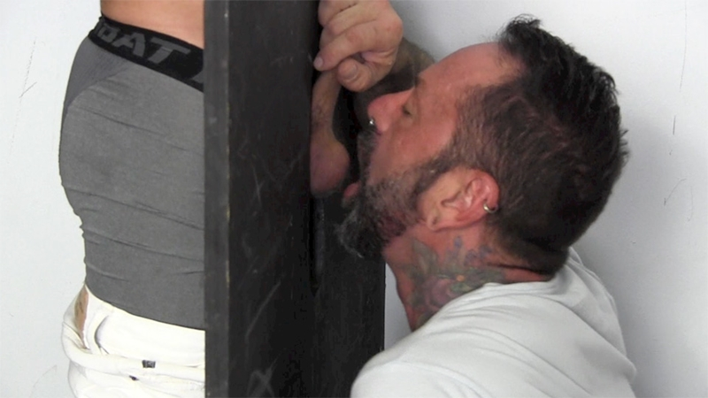 Old gays gloryhole — pic 7