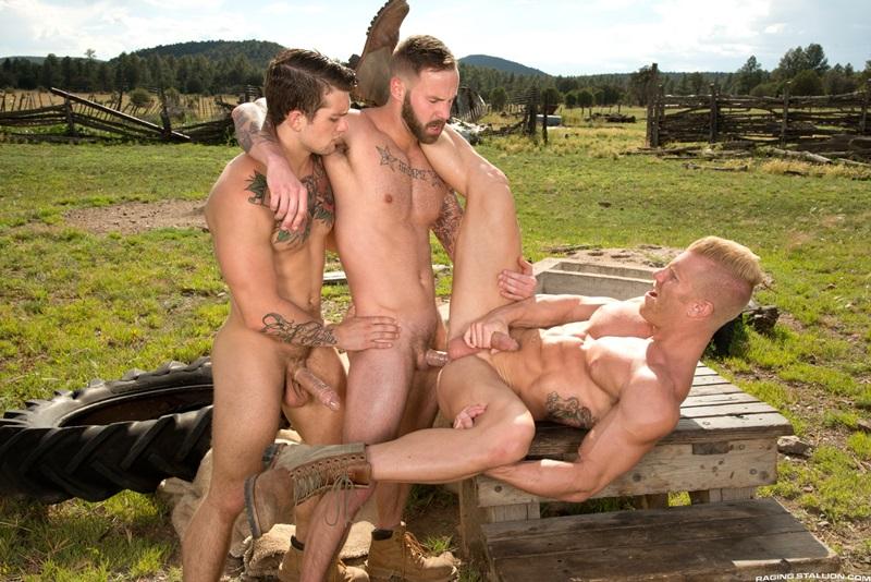 RagingStallion-Sebastian-Kross-Chris-Bines-Johnny-V-hard-on-sexy-naked-asses-muscled-body-hot-huge-cock-cum-load-balls-washboard-abs-14-gay-porn-star-sex-video-gallery-photo