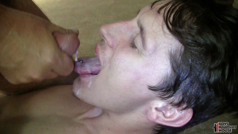 man tongue in the girl holes hot fuck