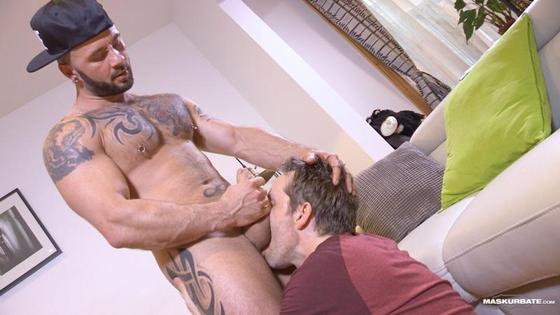 Maskurbate-tattooed-big-muscle-hunk-Manuel-Deboxer-underwear-huge-thick-cock-bulge-pierced-nipple-cocksucker-cum-in-mouth-facial-12-gay-porn-star-sex-video-gallery-photo