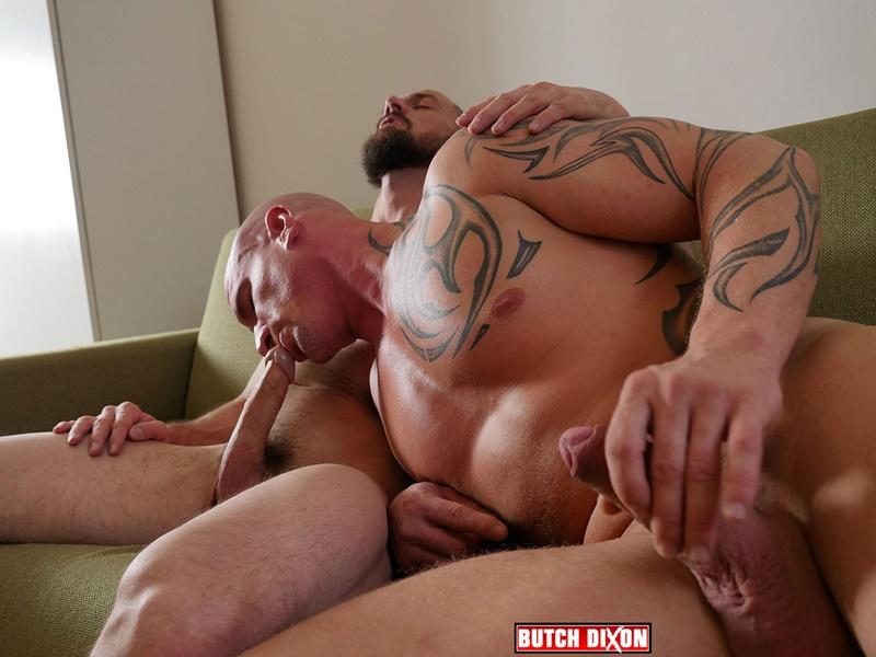 masculine butch gay men video