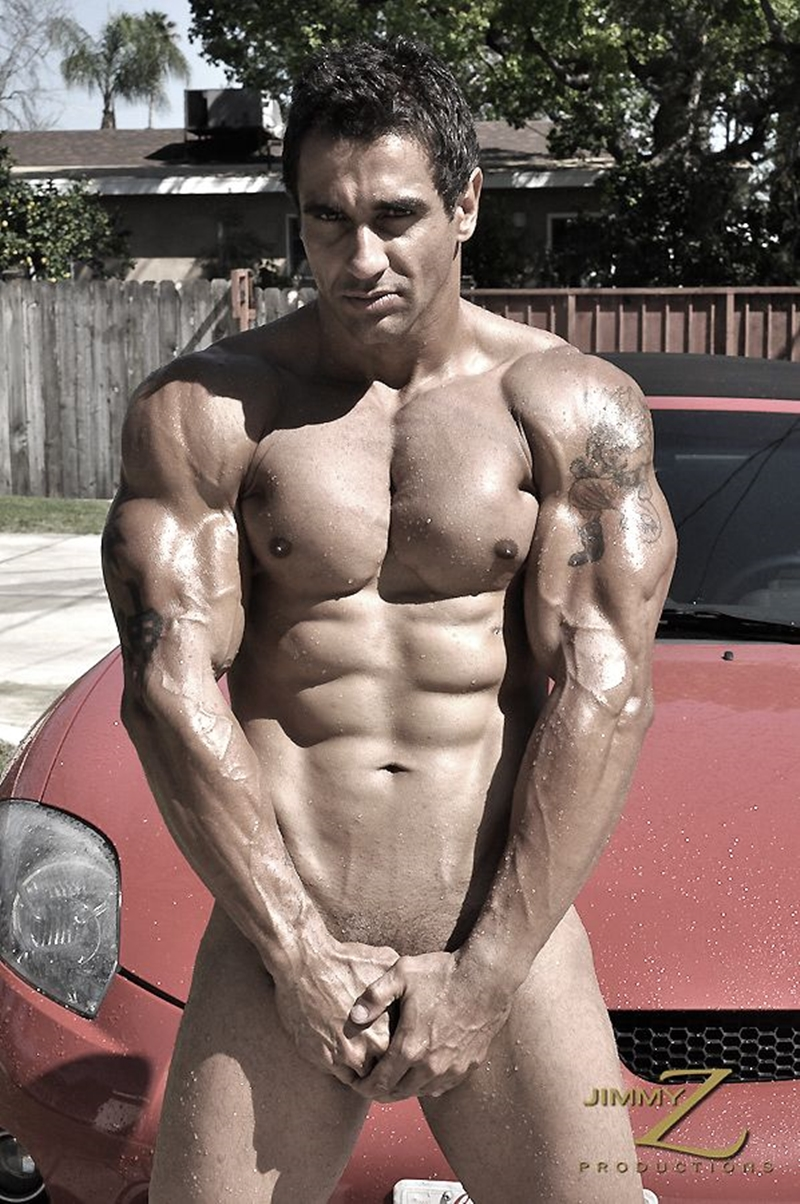 JimmyZProductions-naked-massive-bodybuilder-muscleman-Apollo-ripped-abs-and-full-pecs-motorcycle-rider-leathers-006-male-tube-red-tube-gallery-photo