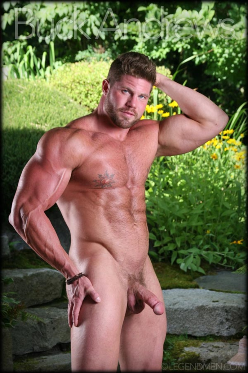buck naked and huge