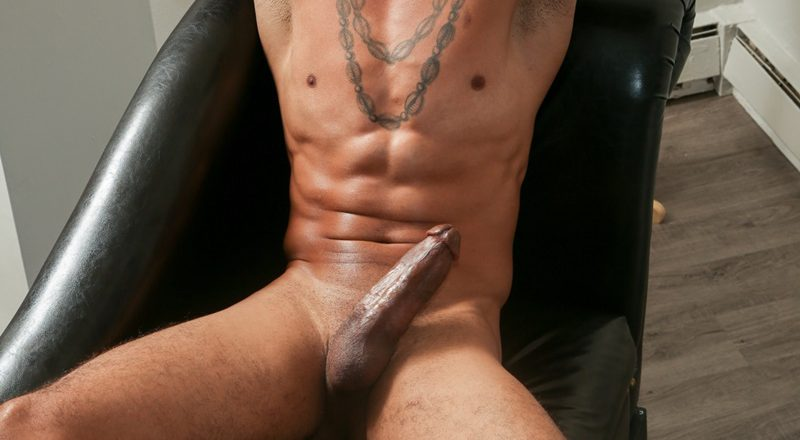 NextDoorEbony-sexy-ripped-nude-black-muscle-dude-King-Noire-huge-thick-ebony-dick-jerk-off-cum-shot-six-pack-abs-smooth-chest-001-gay-porn-sex-gallery-pics-video-photo