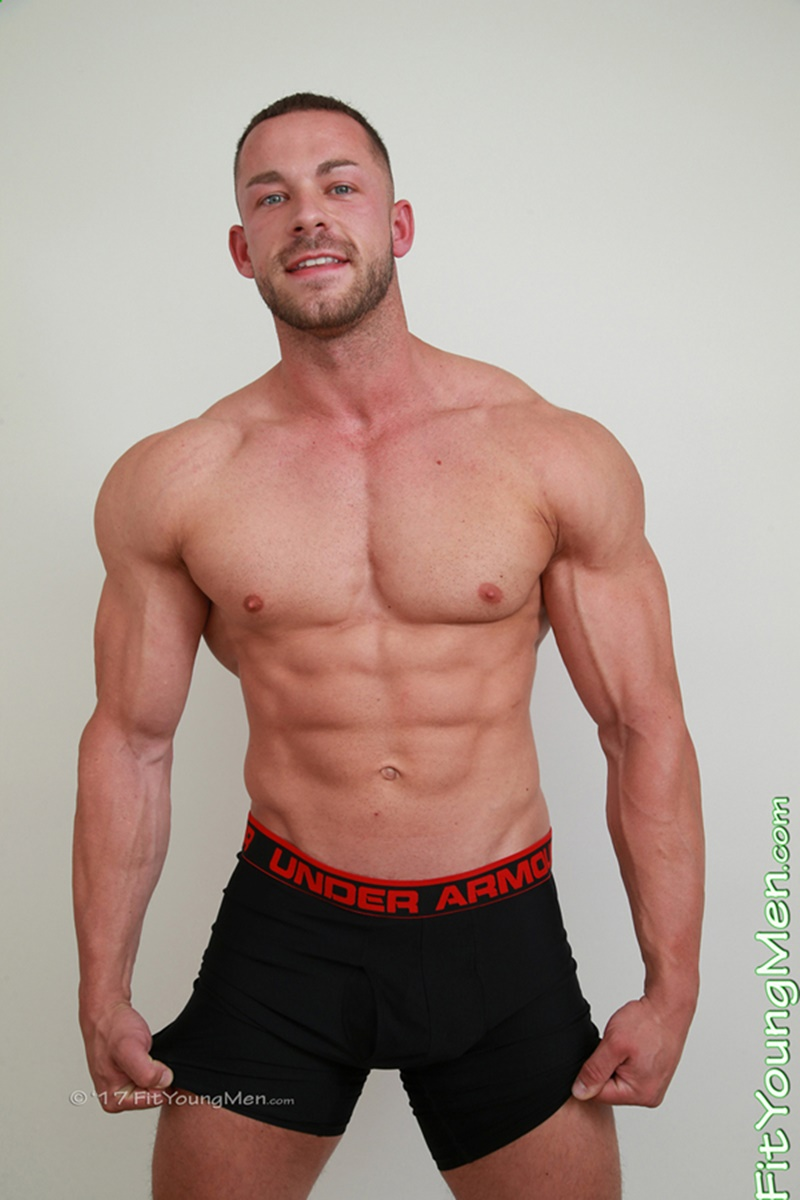 from Yahir young fit gay guys