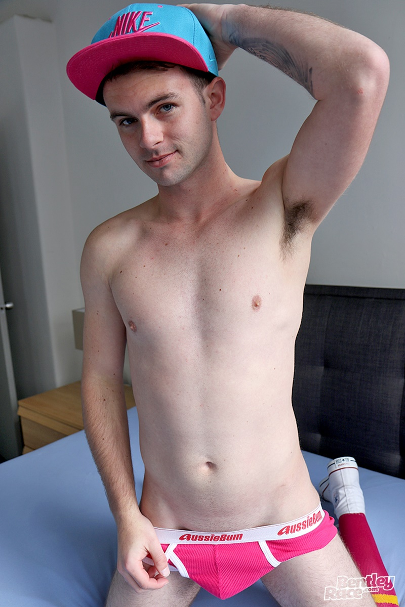 Gay sexy boy remove anal hair job