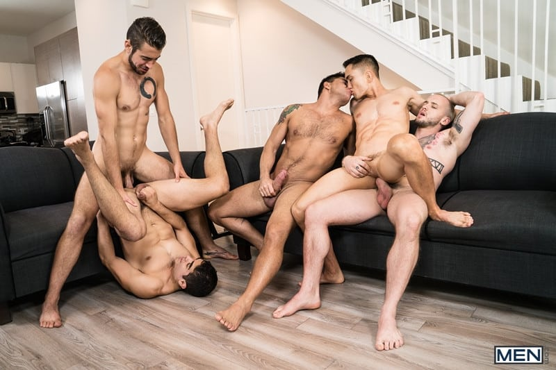 Men for Men Blog Cazden-Hunter-Dante-Colle-Colton-Grey-Dominic-Pacifico-Marcus-Tresor-Gay-group-orgy-Men-013-gay-porn-pictures-gallery Gay group orgy with Cazden Hunter, Dante Colle, Colton Grey, Dominic Pacifico and Marcus Tresor Men