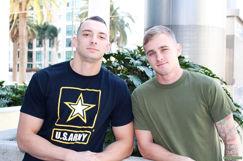 Men for Men Blog Ryan-Jordan-Johnny-B-Sexed-up-army-boys-big-thick-dick-horny-Blow-Job-ActiveDuty-003-gay-porn-pictures-gallery Sexed up army boys Ryan Jordan and Johnny B are both so horny that they keep swapping BJs Active Duty
