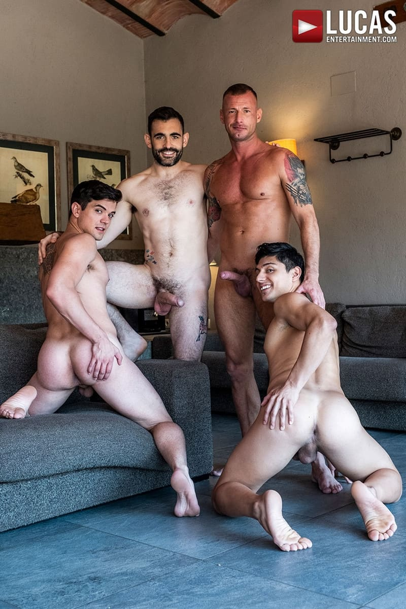 Men for Men Blog Gay-Porn-Pics-008-Dakota-Payne-Ken-Summers-Logan-Rogue-Max-Arion-Hardcore-ass-fucking-orgy-LucasEntertainment Hardcore ass fucking orgy with Dakota Payne, Ken Summers, Logan Rogue and Max Arion Lucas Entertainment