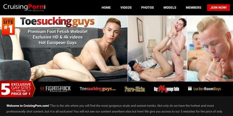 Cruising Porn – Gay Porn Site Review